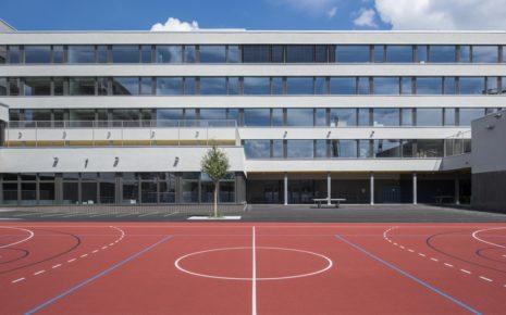 LFZ - Lycée Français de Zurich - Cours d'Honneur